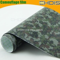 digital camouflage car modification wrap vinyl the best cost performance car repacking stickers
