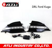 original type Replacement waterproof Daytime Running  Light  LED DRL for Ford Kuga