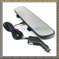 Multifunctional Full HD 1080P 2.7Inch LCD Rearview Mirror DVR Support G-Sensor Motion Detection Car Camera