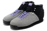 Free shipping 2013 winter men plush sneakers lovers plus wool sneakers casual outdoor boots fashion suede high-top shoes 36-44