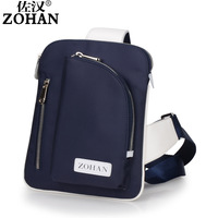 Fashionable casual cross-body bag student backpack bags nylon man bag small bag