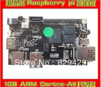 Free shipping Raspberry pi enhanced version Cubieboard pcb board 1GB ARM Cortex-A8  cubieboard 1gb arm