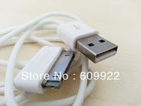 "OD 3.0 USB  Sync Tranfer  Charge Cable  For Samsung Galaxy Tab 10.1"" 7.7"" 8.9"" 7"" Tab 2 Galaxy Note 10.1 N8000 100pcs/lot"