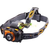 Fenix New HL30 Compact Headlamp 200 Lumens (Orange/Black) -- Shipping Worldwide