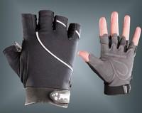 Double 204 fitness bodybuilding slip-resistant 201 semi-finger sports male women's gloves