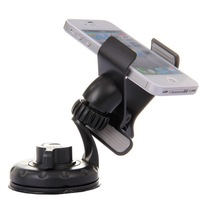 Originality, Multi-function Clip,360 degrees rotate, Powerful suction cups, Car phones rack, Navigator bracket, Free Shipping