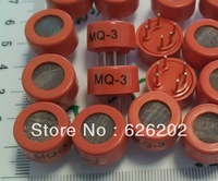 Free shipping 10pcs Sensor mq-3 sensor alcohol sensor MQ-3 alcohol element