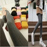 New Fashion 2014 Cotton Women Leggings Pants/Brand Winter Spring Leggings Pants For Women/Candy Color Women Clothing