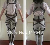 shingeki no kyojin's Belts and Harness Attack on Titan Shingeki No Kyojin Leather Belts and Harness