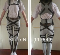 shingeki no kyojin's Belts and Harness Attack on Titan Shingeki No Kyojin Leather Belts and Harness