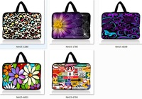 "New Deign 15 inch Laptop Soft Bag Sleeve Case Cover For 15"" 15.4"" 15.5"" 15.6"" Common Use Neoprene"