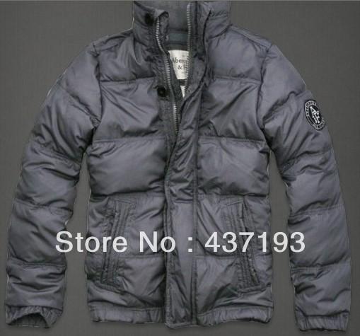 shipping men's warm outdoor waterproof windproof winter down jacket ...