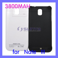 3800mah External Battery for Samsung Galaxy NOTE 3 III N9000 Battery Case
