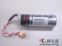 OMRON battery CS1W - BAT01 plug original lithium battery 3.6 v belt