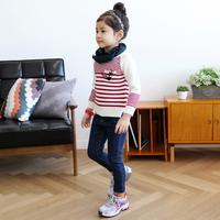 2013ilovej children's female child clothing all-match fashion casual long jeans jlfbo10 design