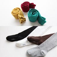 2013 children's clothing multicolour baby jumpsuit child socks cotton jlfec05