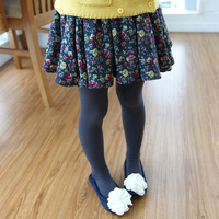 Ilovej 2013 children's clothing child female child short skirt floral print skirt jlfbo04