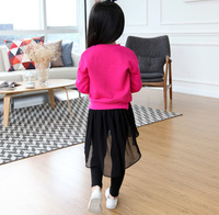 Children's clothing basic skirt pants female child legging child ultra-thin long trousers jlfle02