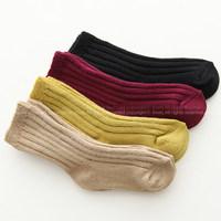 Ilovej children's clothing male female child all-match socks jlfec19