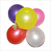 New arrival colorful pearlescent balloon Christmas Decoration