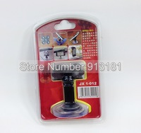 free DHL 120pcs JX 1-012 360 Degree Rotating Car Mount Bracket Holder Stand for iPhone Cellphone GPS MP4 PDA etc