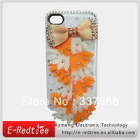 2013 best selling with shinning diamond protective mobile covers for iphone 5s