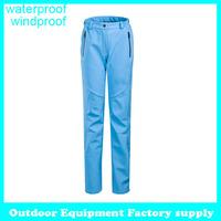 2014 fleece outdoor pants windproof travelling climbing sport trousers winter soft shell hiking waterproof snow pants women