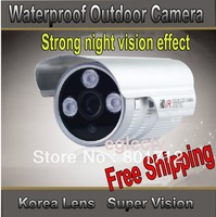 Sony 420TVL For Sony CCD Array Led Night Vision Camera Waterproof  E-031S