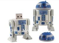 Star War Robot USB Flash 2.0 Memory Drive Stick Pen Disk - Free Shipping