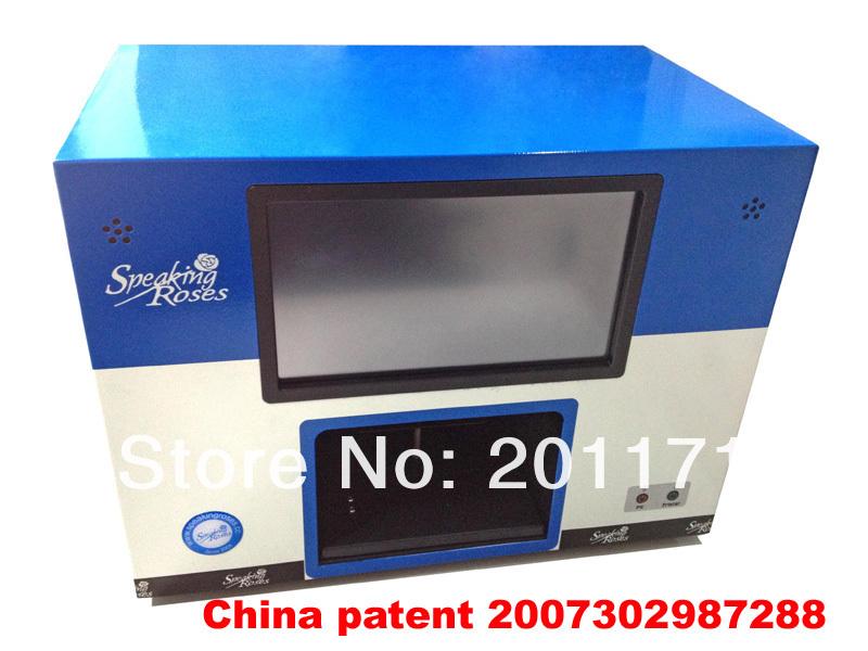 2013 newest Nail printer, simple cheap nail printer,Diy nail art,10 inches touch screen 08(China (Mainland))