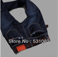calvin Free Shipping ,Leisure&Casual pants, 2013 New Arrival Newly Style famous brand Cotton Men's Jeans pants calvin calcas