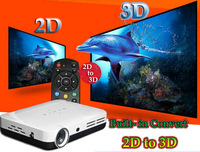 3D DLP LED Projector