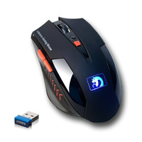 Battery mamba wireless mouse wireless gaming mouse notebook  Free shipping