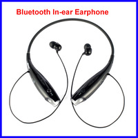 1PCS Free Shipping, Newest Popular Bluetooth In-ear Earphone, Wireless Sports Bluetooth Mobile Headphone, 5 Colors