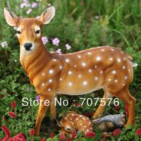 Resin craft animal decoration deer