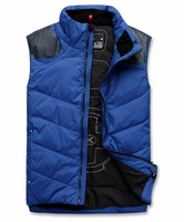 Top 2013 outdoor high quality rlx down vest down vest male