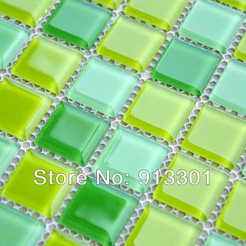 Badkamer Accessoires Set ~ Badkamer Tegels Groen  Kopen wholesale gele badkamer tegel uit china