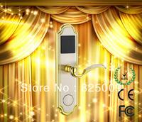 Internaction standard digital wireless intelligent hotel card reader door lock