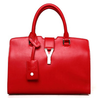 free delivery For oppo   kn1191 fashion brief cowhide handbag cross-body women's handbag 2013