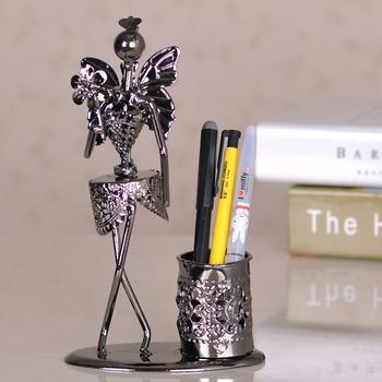 Elegant music pen chalybeate desk office decoration supplies home decoration
