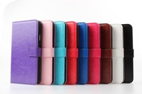Crazy Horse Wallet Leather Case Cover for Samsung Galaxy Note 3 N9000 Note III With Stand Card Slots free shipping 1pc
