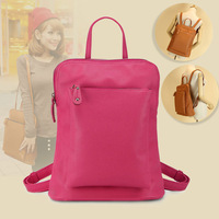 Free Shipping 2013 preppy style backpack casual fashion shoulder bag multifunctional women's backpack school bag