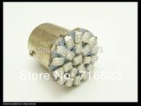 2pcs/lot 1157 Bay15d 3020 1206 22 SMD LED Car Stop/Brake Rear/Tail Light Lamp Bulbs free shipping High quality