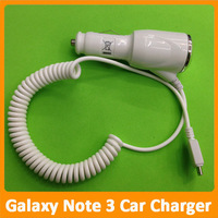 Galaxy Note 3 Car Charger New USB3.0 Car Charger With Mic USB Cable For Samsung Galaxy Note3 N9000 N9002 N9005