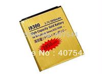 DHL   shipping   100pcs/Iot   Gold 2850mAh Battery For Samsung   Galaxy S3 SIII i9300