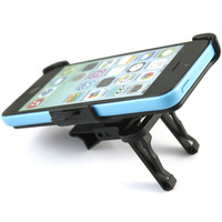Mini Air Vent Car Mount Stand Cradle Mobile Phone Holder For iPhone 5C