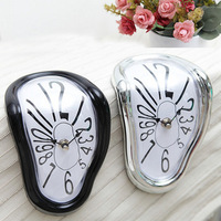 Fashion Digital Clocks Right Angle Desktop Clock Vintage Table Clock Novelty Home Decarations