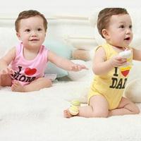 2013 summer baby clothes male summer newborn bodysuit romper short-sleeve trigonometric