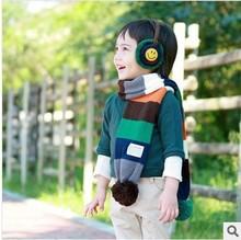 kids fashion scarf promotion