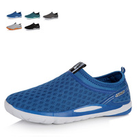 Autumn breathable net fabric shoes men's low-top male fashion lovers shoes skateboarding shoes popular 3126